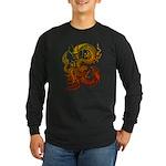 Karami Ryuu 1 Long Sleeve Dark T-Shirt