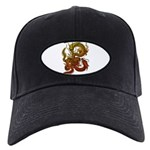 Karami Ryuu 1 Black Cap