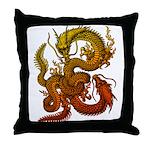 Karami Ryuu 1 Throw Pillow