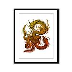 Karami Ryuu 1 Framed Panel Print