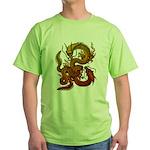 Karami Ryuu 1 Green T-Shirt