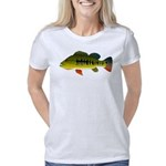 Royal Peacock Bass Women's Classic T-Shirt