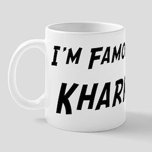 Famous in Kharkiv Mug