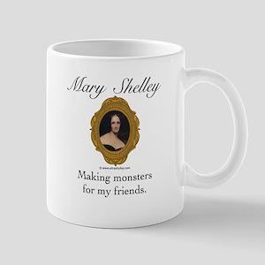 Mary Shelley Mug