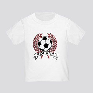 Poland Soccer Toddler T-Shirt