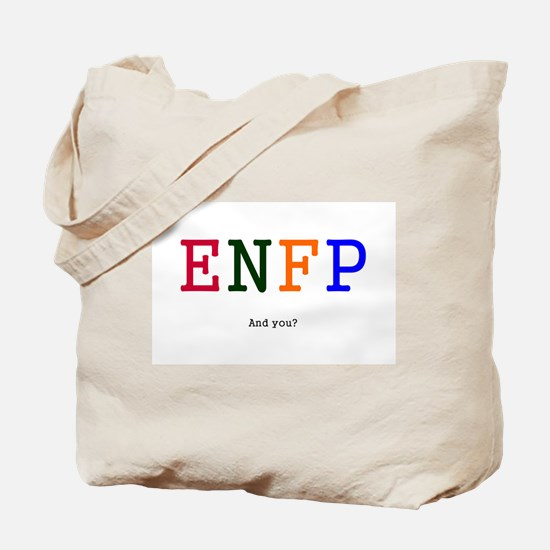 ENFP Personality Goodies Tote Bag