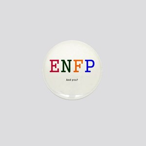 ENFP Personality Goodies Mini Button