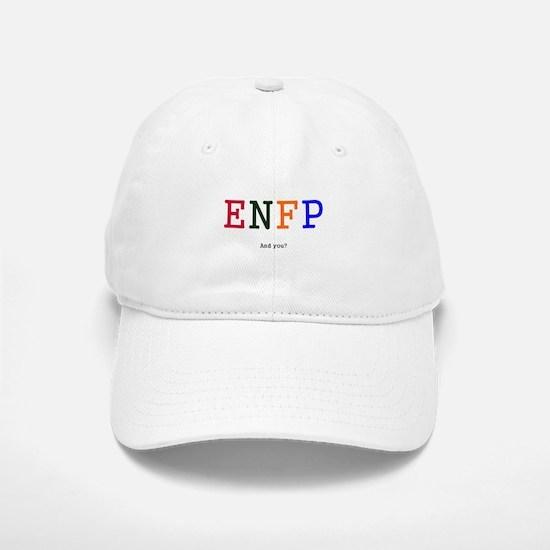 ENFP Personality Goodies Baseball Baseball Cap