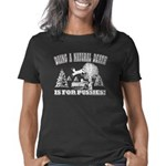 for black pussy copy Women's Classic T-Shirt