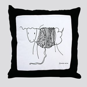 Wooly Pillow