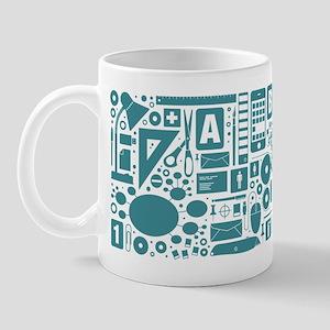 GUSGD Busy Office Mug