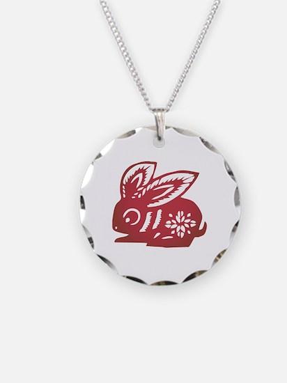 Rabbit Zodiac Necklace