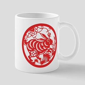 Rabbit Zodiac Mug
