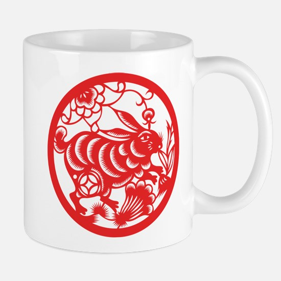 Rabbit Zodiac Mug
