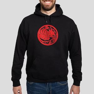 Rat Zodiac Hoodie (dark)