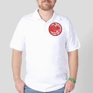Rat Zodiac Golf Shirt