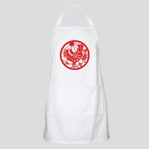 Rooster Zodiac Apron