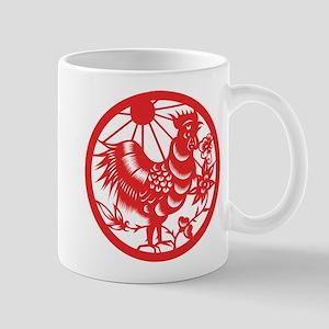 Rooster Zodiac Mug