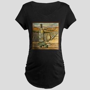 Best Seller Grape Maternity Dark T-Shirt