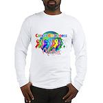 World Cancer Awareness Long Sleeve T-Shirt