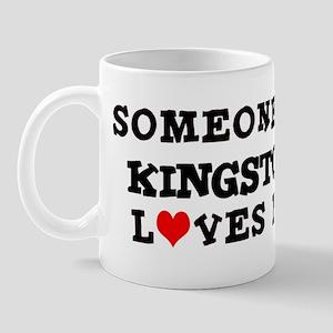 Someone in Kingston Mug