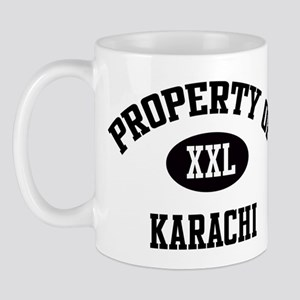 Property of Karachi Mug