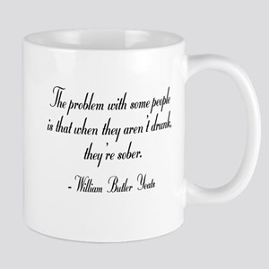 Yeats Mug