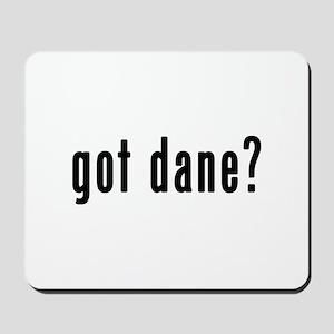 GOT DANE Mousepad