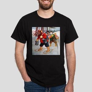 Roosevelt Bears in Canada Dark T-Shirt