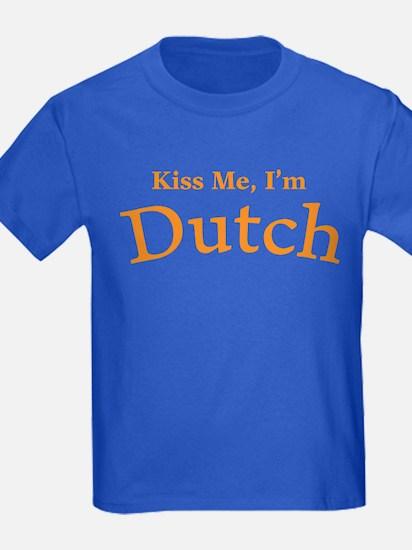 Kiss Me, I'm Dutch T
