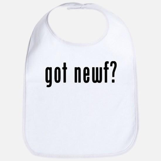 GOT NEWF Bib