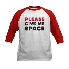 Please Give Me Space Kids Baseball Jersey