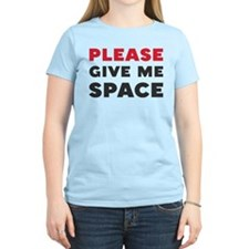 Please Give Me Space Women's Light T-Shirt