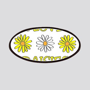 I Love Daisies - Daisy Flower Patches