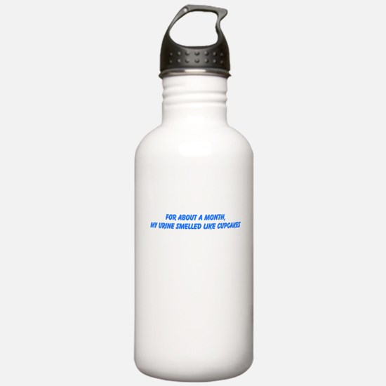 Blades of Glory Water Bottle