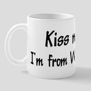Kiss Me: Waterbury Mug