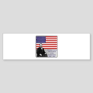 Lincoln Bumper Sticker