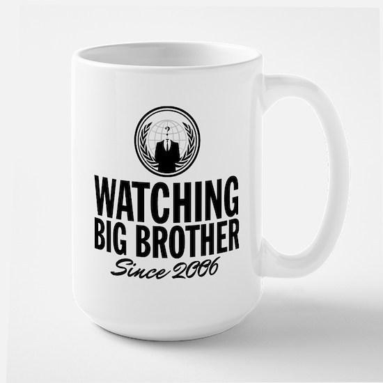 Anon Large Mug