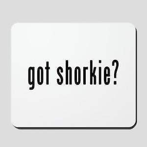 GOT SHORKIE Mousepad