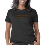VERTICAL AND FUNCTIONAL Women's Classic T-Shirt
