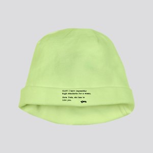 'Cheers Quote' baby hat