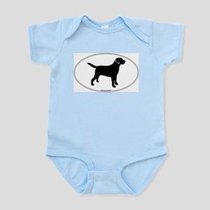 All Lab Outline Infant Bodysuit