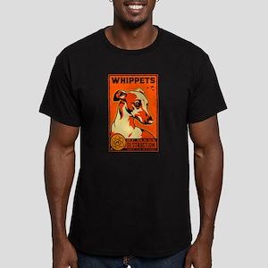 whippet2_blk_tee T-Shirt