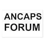 AnCaps Forum Postcards