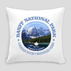 Banff National Park Everyday Pillow