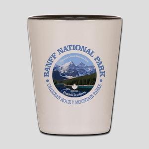 Banff National Park Shot Glass