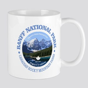 Banff National Park Mugs