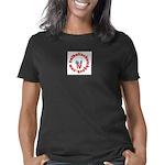 Catholic Church Geek Graph Women's Classic T-Shirt