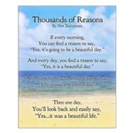 Thousands of Reasons Poster
