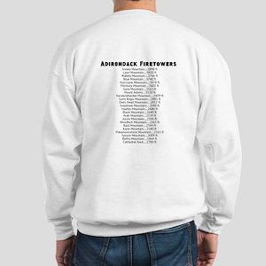 Adirondack Firetowers Sweatshirt